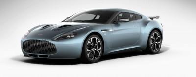 Aston Martin V12 ZAGATO Alba Blue 13