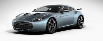 Aston Martin V12 ZAGATO Alba Blue 14