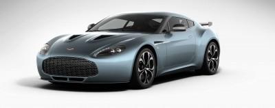 Aston Martin V12 ZAGATO Alba Blue 15
