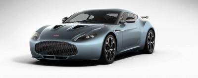 Aston Martin V12 ZAGATO Alba Blue 16