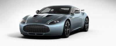 Aston Martin V12 ZAGATO Alba Blue 17