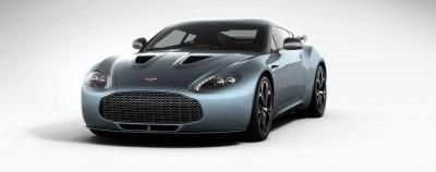Aston Martin V12 ZAGATO Alba Blue 18