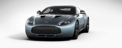 Aston Martin V12 ZAGATO Alba Blue 19