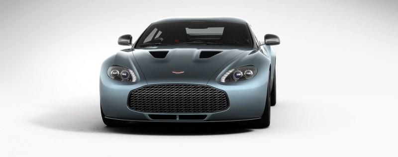 Aston Martin V12 ZAGATO Alba Blue 21
