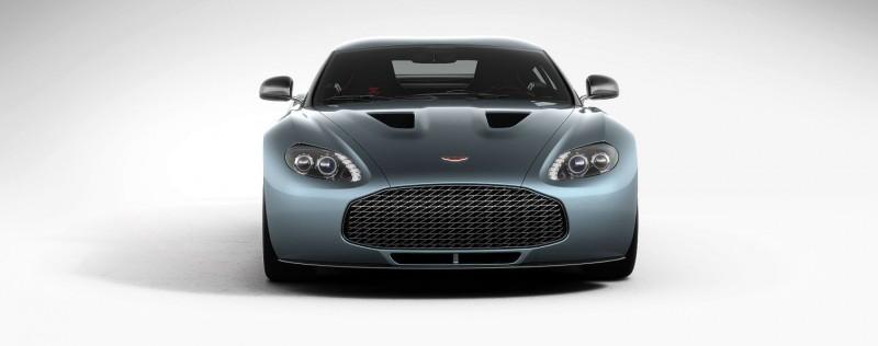 Aston Martin V12 ZAGATO Alba Blue 23