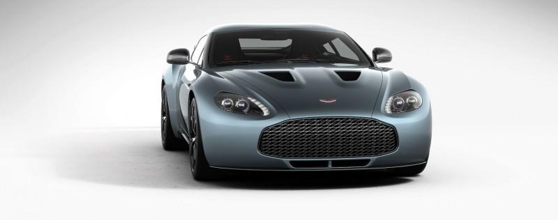 Aston Martin V12 ZAGATO Alba Blue 25