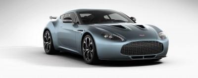 Aston Martin V12 ZAGATO Alba Blue 29