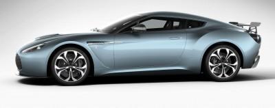 Aston Martin V12 ZAGATO Alba Blue 3