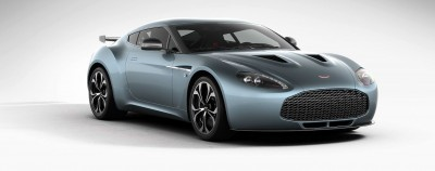 Aston Martin V12 ZAGATO Alba Blue 30