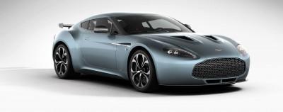 Aston Martin V12 ZAGATO Alba Blue 31