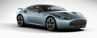 Aston Martin V12 ZAGATO Alba Blue 32