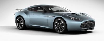 Aston Martin V12 ZAGATO Alba Blue 35