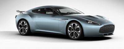 Aston Martin V12 ZAGATO Alba Blue 36