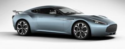 Aston Martin V12 ZAGATO Alba Blue 38
