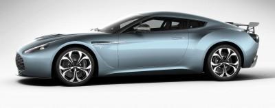 Aston Martin V12 ZAGATO Alba Blue 4
