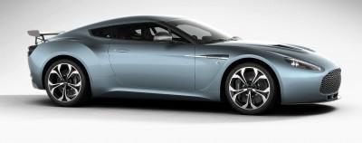 Aston Martin V12 ZAGATO Alba Blue 40