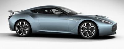 Aston Martin V12 ZAGATO Alba Blue 41