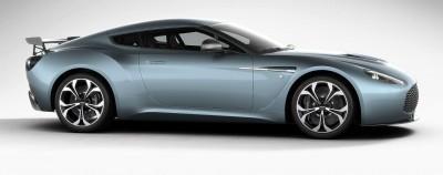 Aston Martin V12 ZAGATO Alba Blue 42