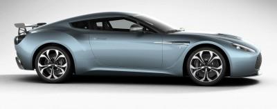 Aston Martin V12 ZAGATO Alba Blue 43