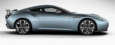 Aston Martin V12 ZAGATO Alba Blue 44