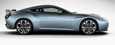 Aston Martin V12 ZAGATO Alba Blue 45