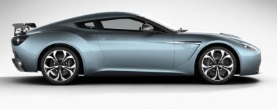 Aston Martin V12 ZAGATO Alba Blue 46