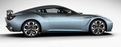 Aston Martin V12 ZAGATO Alba Blue 49