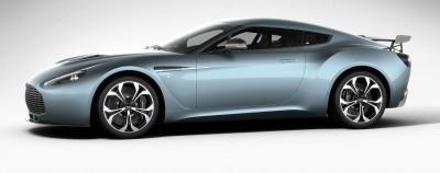 Aston Martin V12 ZAGATO Alba Blue 5
