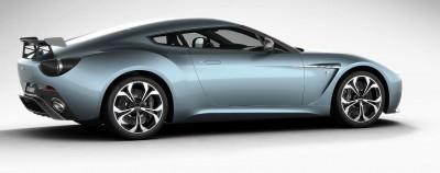 Aston Martin V12 ZAGATO Alba Blue 52