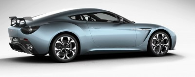 Aston Martin V12 ZAGATO Alba Blue 53