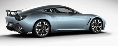Aston Martin V12 ZAGATO Alba Blue 54