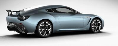 Aston Martin V12 ZAGATO Alba Blue 55