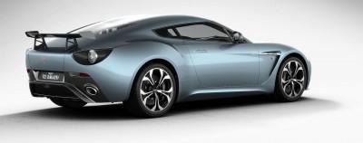 Aston Martin V12 ZAGATO Alba Blue 57