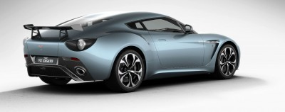 Aston Martin V12 ZAGATO Alba Blue 58