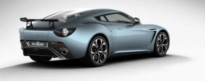 Aston Martin V12 ZAGATO Alba Blue 59