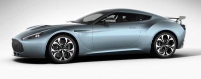 Aston Martin V12 ZAGATO Alba Blue 6
