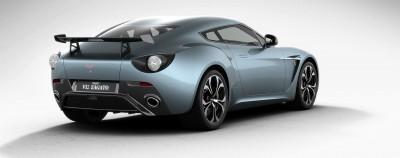 Aston Martin V12 ZAGATO Alba Blue 61