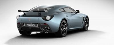 Aston Martin V12 ZAGATO Alba Blue 62