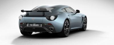 Aston Martin V12 ZAGATO Alba Blue 63