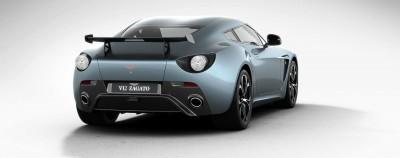 Aston Martin V12 ZAGATO Alba Blue 64