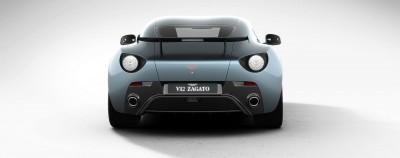 Aston Martin V12 ZAGATO Alba Blue 68