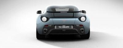Aston Martin V12 ZAGATO Alba Blue 69