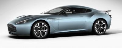 Aston Martin V12 ZAGATO Alba Blue 7