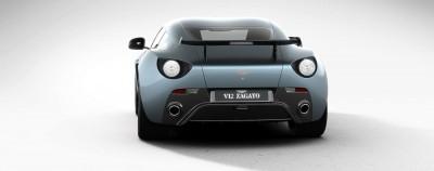 Aston Martin V12 ZAGATO Alba Blue 70