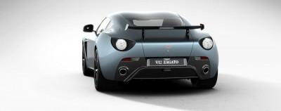 Aston Martin V12 ZAGATO Alba Blue 71