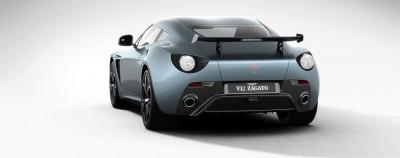 Aston Martin V12 ZAGATO Alba Blue 72