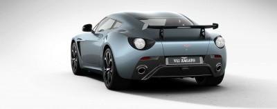 Aston Martin V12 ZAGATO Alba Blue 73