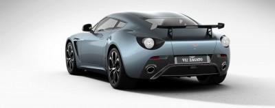 Aston Martin V12 ZAGATO Alba Blue 74