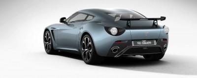 Aston Martin V12 ZAGATO Alba Blue 75