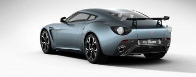 Aston Martin V12 ZAGATO Alba Blue 76